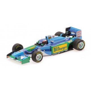 Benetton Ford B194 Michael Schumacher Australian Gp WC F1 1994 1:43