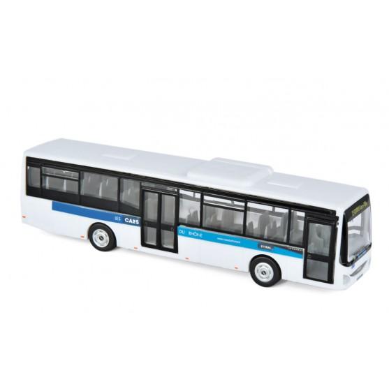 """Iveco Bus Crossway LE 2014  """"Car du Rhône"""" 1:87"""