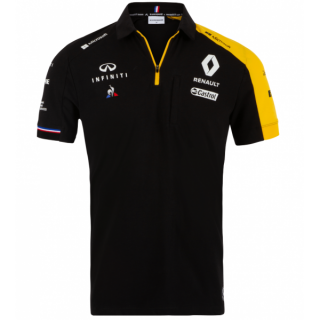Renault Team F1 Polo Black 2019