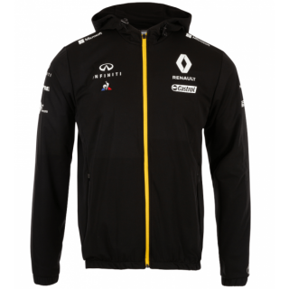 Renault Team F1 Rain Jacket Black 2019
