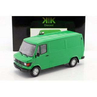 Mercedes-Benz 208D Transporter 1988  green 1:18