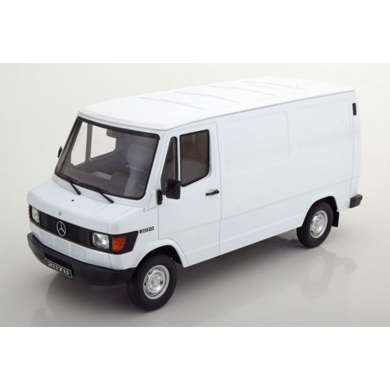 Mercedes-Benz 208D Transporter 1988  White 1:18