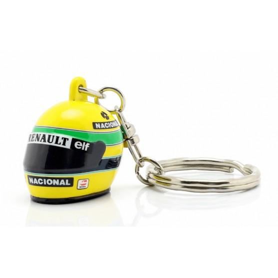 Ayrton Senna 3D portachiavi casco formula 1 1994 1:12