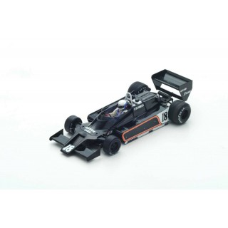 Shadow Dn9  18 GP Argentina 1979 Elio De Angelis 1:43