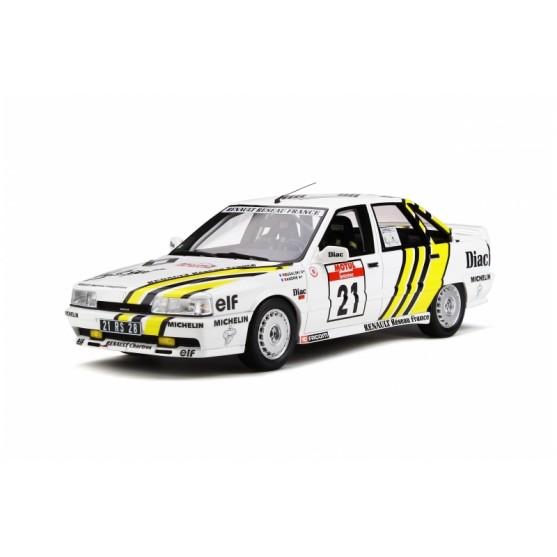 Renault Clio 16v Ph.2 1995 Monaco Blue 1:18