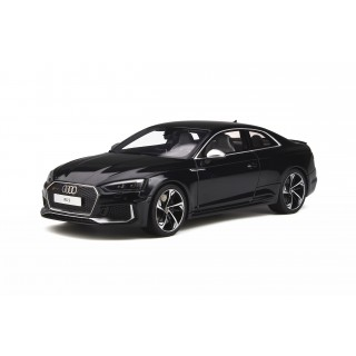 Audi RS 5 Coupe Mythos nero 1:18