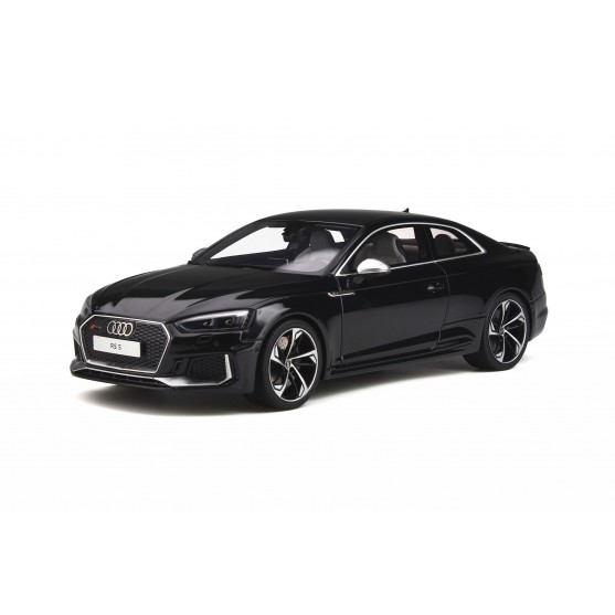 Audi RS 5 Coupe Mythos nero 1:18