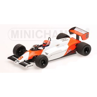 McLaren Ford Cosworth DFV MP 4-1C 1983 Niki Lauda 1:43