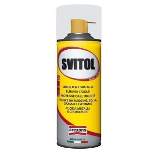 Grasso e lubrificante multifunzione Arexons Svitol 200 ml