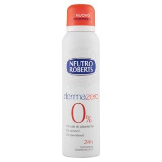 """Neutro Roberts Deodorante Spray """"Derma Zero"""" 150 ml"""