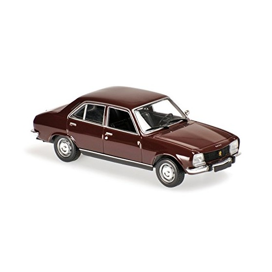 Peugeout 504 1970 Dark Red 1:43