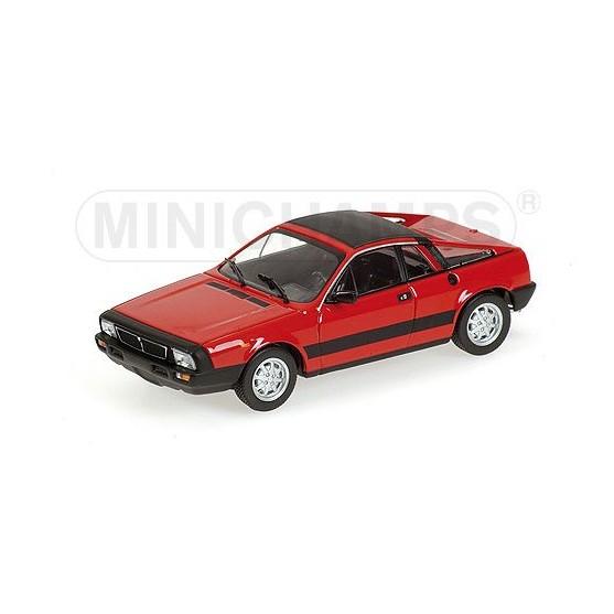 Lancia Beta Montecarlo 1980 Rosso Vivo 1:43