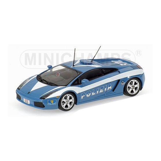 "Lamborghini Gallardo 2004 ""Polizia Stradale"" 1:43"