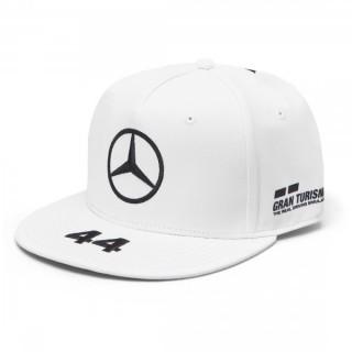 Mercedes-Amg Petronas F1 2019 Cappello Lewis Hamilton 44 Flat White