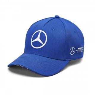 Mercedes-Amg Petronas F1 2019 Cappello Valtteri Bottas Blu