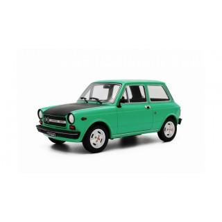 Autobianchi A112 Abarth 70 HP 3 Serie 1975 Verde 1:18