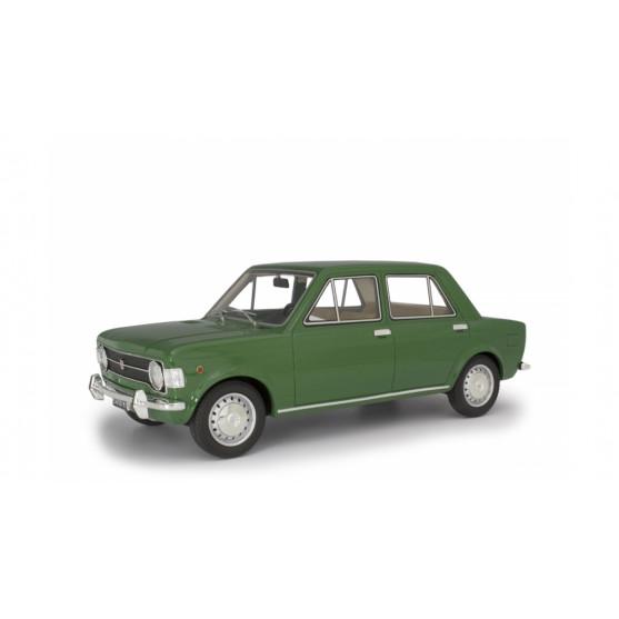 Fiat 128 1° serie 1969 Verde 1:18