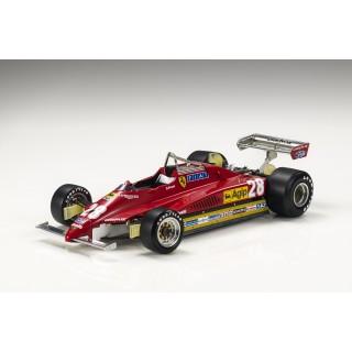 Ferrari 126 C2 1982 Didier Pironi 1:18