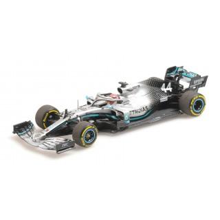 Mercedes-Amg Petronas W10 F1 2019 Lewis Hamilton 1:43