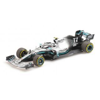 Mercedes-Amg Petronas W10 F1 2019 Valtteri Bottas 1:43