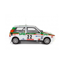 Fiat Uno Turbo I.E. Rally Portugal 1986 22 G.Del Zoppo-L.Roggia 1:18