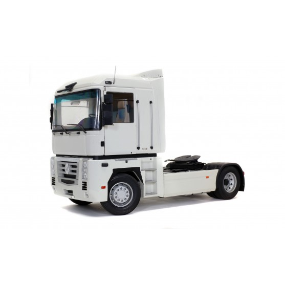 Renault Magnum Phase 2 Blanc 1:18