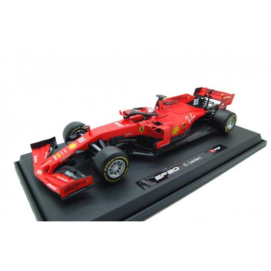 Ferrari F1 2019 SF90 Charles Leclerc 1:18