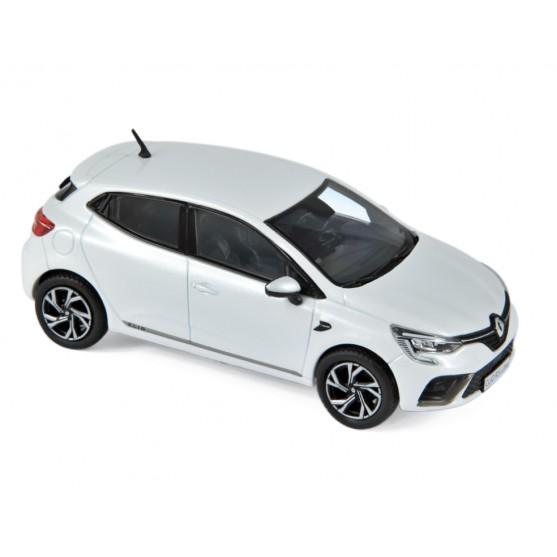Renault Clio R.S.Line 2019 Pearl White 1:43