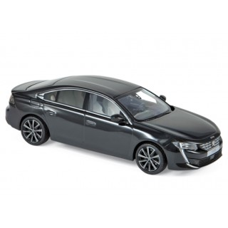 Peugeot 508 2018 Black 1:43