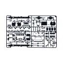 Mercedes-Benz ACTROS MP4 Giga Space Kit 1:24