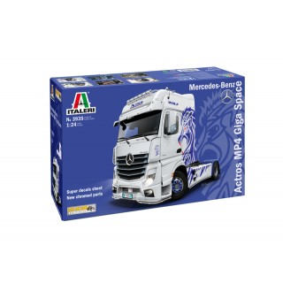 Mercedes-Benz ACTROS MP4 Giga Space Kit 1:24