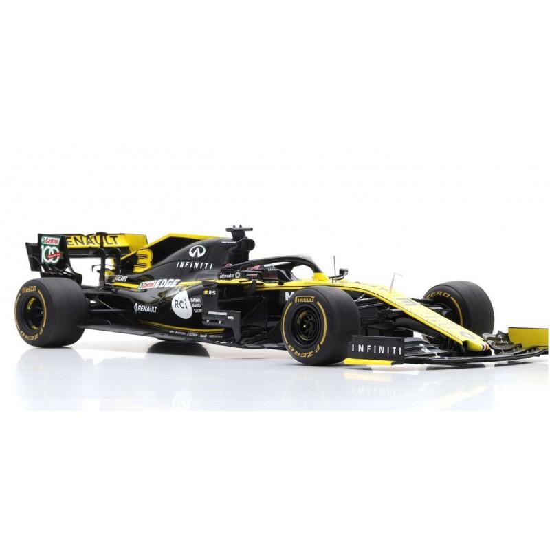 Renault RS19 F1 Team 2019 GP D'Australia Daniel Ricciardo 1:18