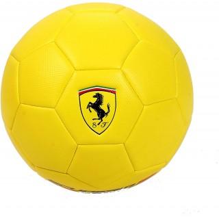 Pallone  Scuderia Ferrari Giallo Misura 2 Prodotto Ufficiale
