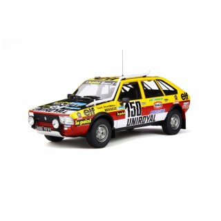 Renault 20 Turbo 4x4 1982 Parigi-Dakar 1:18