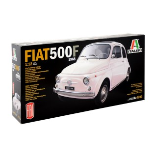 Fiat 500 F 1968 kit 1:12