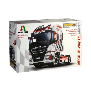 Iveco Stralis Hi-Way E5 Abath Kit 1:24
