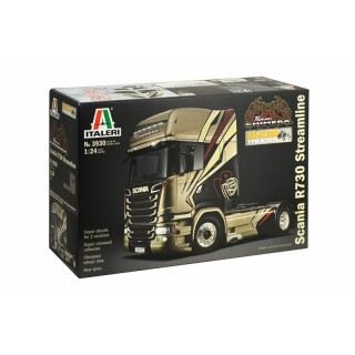 "Scania R730 Streamline ""Team Chimera"" Kit 1:24"