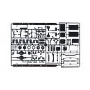 """Scania R730 V8 """"Black Amber """" Kit 1:24"""