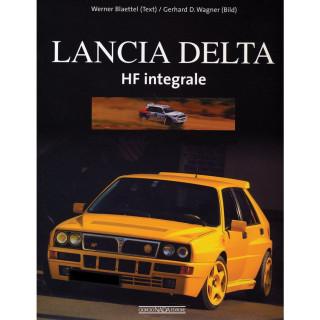 Lancia Delta HF INTEGRALE di Werner Blaettel