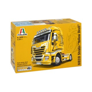 "Iveco Stralis ""Yellow Devil"" Kit 1:24"
