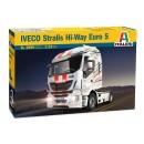 Iveco Stralis Hi-Way Euro5 Kit 1:24