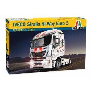 Iveco Stralis Hi-Way Euro5 Kit 1:24