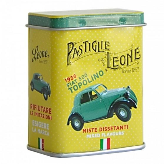 "Pastiglie Leone Lattina mignon ""Topolino""  Miste Dissetanti"