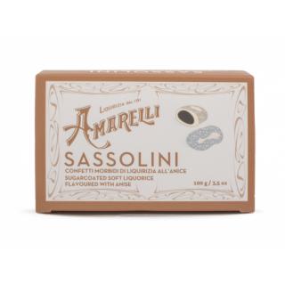 Amarelli Sassolini 100gr