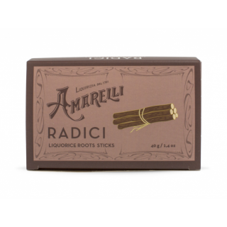 Amarelli Radici di liquirizia 40gr