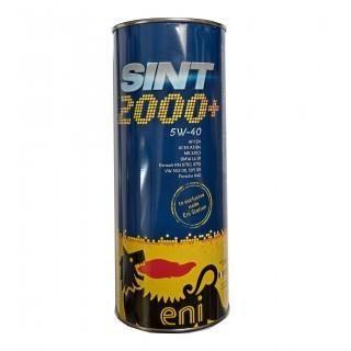 Eni Sint 2000+ 5W-40 Lubrificante