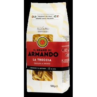 Pasta Armando - Treccia 500gr