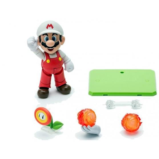 Super Mario SH Figuarts con accessori