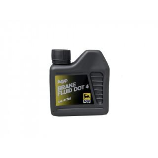 Agip Brake Fluid DOT4 Olio Freni 0,25lt