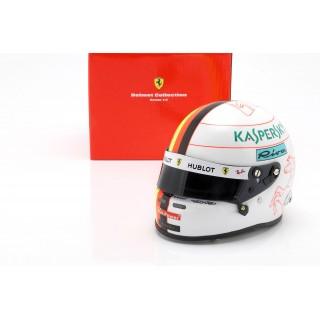 Sebastian Vettel Casco Ferrari SF90 Formula 1 2019 1:2